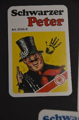 ALTES Kartenspiel Schwarzer Peter - Art. 3105/8 - ASS Altenburg-Stralsunder