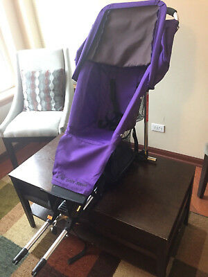 Baby Jogger II Replacement Seat Cover/Canopy Cover Purple