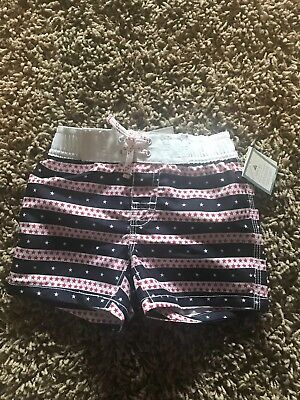 NWT gap Brand Infant Boys Bathing Suit , 6-12 Months