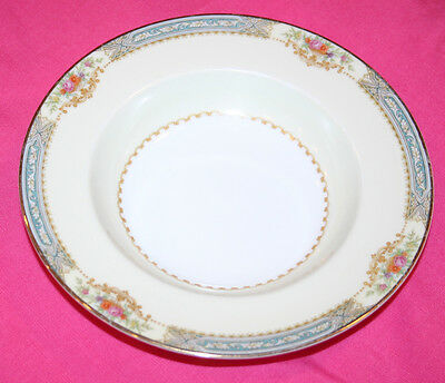 """Noritake """"MADE IN OCCUPIED JAPAN""""  8"""" Rim Soup Bowl(more if u want) MINT~REDUCED"""