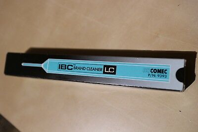 IBC Brand Cleaner LC Glasfaser Reiniger Fiber Optic 1,25mm -Neu-