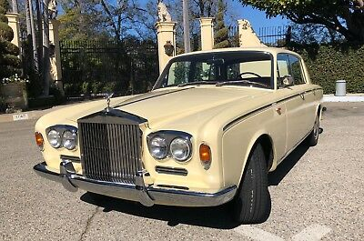 1967 Rolls-Royce Silver Shadow  rolls royce silver shadow