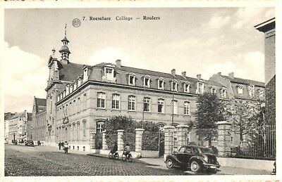 carte postale - Roeselare - Roulers - CPA - College