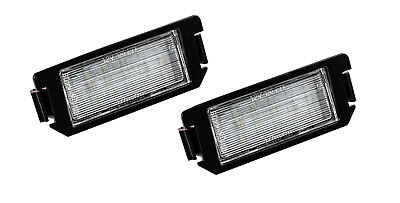 2x TOP LED SMD Kennzeichenbeleuchtung  Kia Soul AM (104)