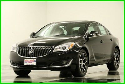2017 Buick Regal MSRP$31430 Sport Touring Leather Sunroof Black New Heated Seats Navigation Intellilink Bluetooth Camera Remote Start 17 18 2018