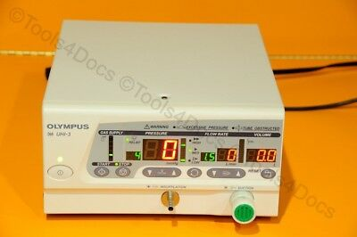 Olympus UHI-3 Powerful 35 L/min. Insufflator