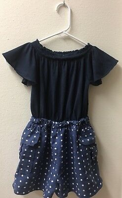 Adorable! Girl's Crewcuts By J Crew Size 6 Romper Outfit VGUC