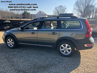 2010 Volvo XC (Cross Country)  2010 Volvo XC70 1 Owner AWD Wagon, Exceptional Condition! text/cell 508-523-2123