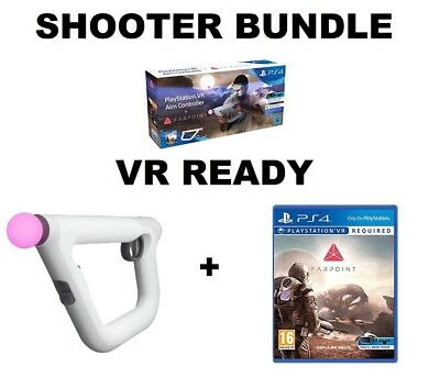 Farpoint VR Virtual Shooter incl. Aim Control for PlayStation 4 PS4 Game NEW