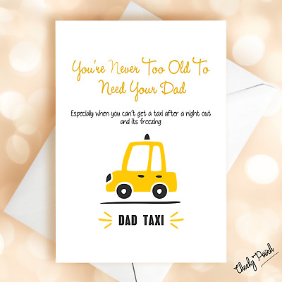 Birthday fathers day funny greeting cards taxi cheeky pooch birthday fathers day funny greeting cards taxi cheeky pooch m4hsunfo