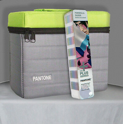 Pantone GP1601N Color Formula Guide & New Pantone Travel Case - UNCOATED