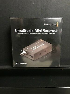 Blackmagic Design UltraStudio Mini Recorder Hardware