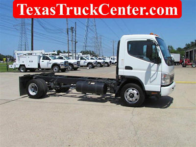 2010 Mitsubishi Fuso FE180 / Ready to install -Van Body - Flatbed -Service Body