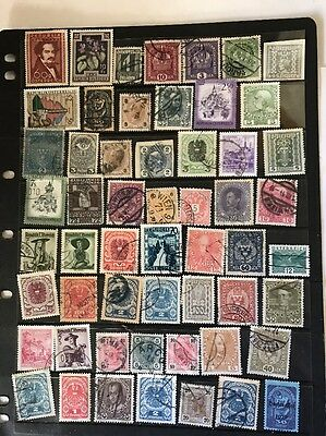 stamps  Austria - MH and Used - Lot 336