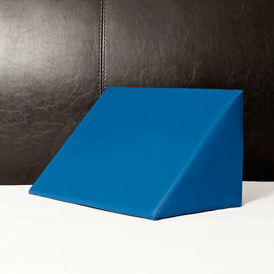 Positioning Wedge Triangle Pillow - Supports back and feet, prevents rolling etc