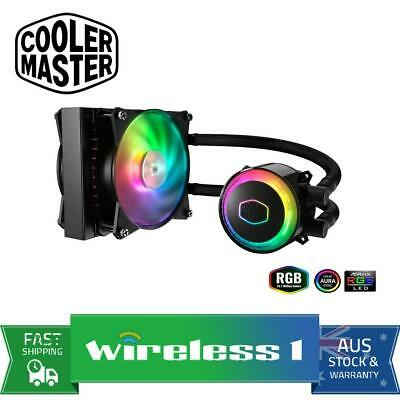 Cooler Master MasterLiquid ML120R 120 Addressable RGB CPU Liquid Cooler