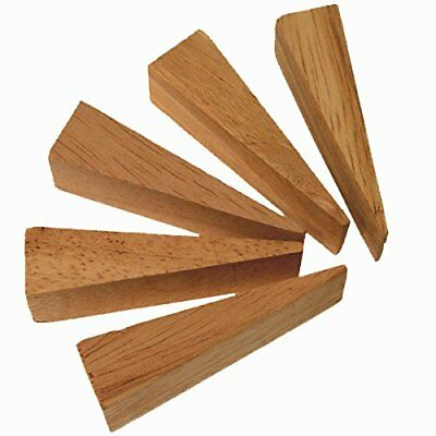Wooden Wedges for Chair Caning Set of 5