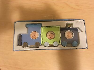 Adorable Picture Frame Train