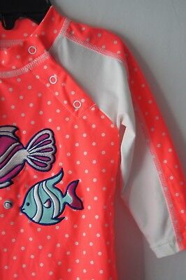 Coolibar Baby Swimsuit Full Coverage 3 6 Month EUC Perfect
