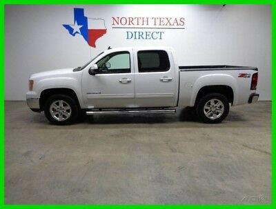 2011 GMC Sierra 1500 SLT 4WD Leather Heated Seats 5.3 Vortec V8 Chrome 2011 SLT 4WD Leather Heated Seats 5.3 Vortec V8 Chrome  Used 5.3L V8 16V OnStar