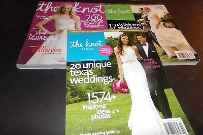 Lot 3 The Knot Magazine Wedding Gowns Unique Texas Weddings Hair Styles Cakes