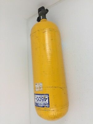 ISI 11828 Air Tank 4500 PSI 306 ATS 316 kgs/cm2 310 bar