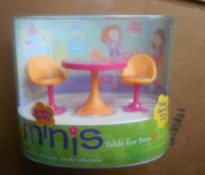 Groovy Girls Mini Table For Two  Mint