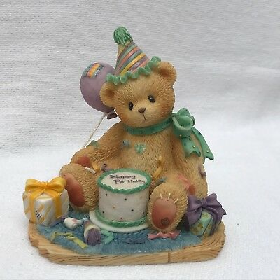 Cherished Teddies - 306398 - You're The Frosting On The Birthday Cake