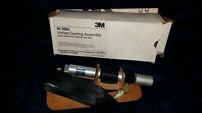 3M Vortex Air Cooler W-2862 Cooling Assembly Heat Shield Saddle