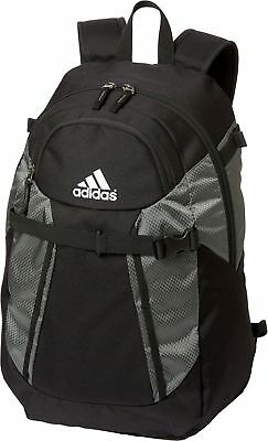 adidas Youth Triple Stripe Bat backpack equipment gear bag storage organizer