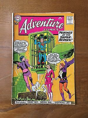 Adventure Comics #267 (Dec 1959, DC) 2nd Legion of Super-Heroes Appearance