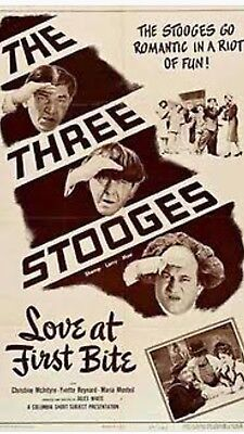 16mm Film Love At First Bite Three Stooges