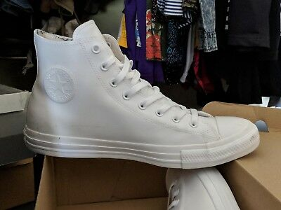 Converse All Stars High Top Gumboot Rubber Series - White