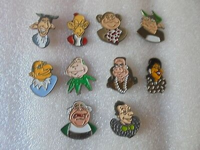 Lot pin Pin's BEBETTE SHOW
