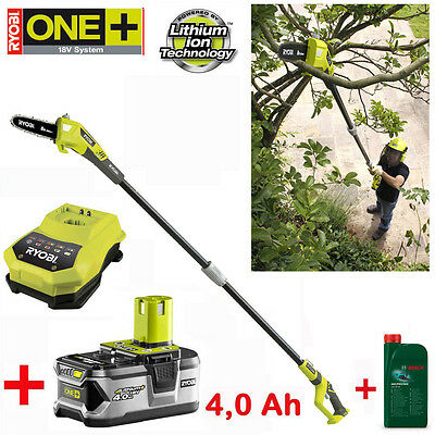 telescopic pole saw chainsaw long reach pruner wolf creek. Black Bedroom Furniture Sets. Home Design Ideas