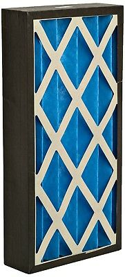 GVS Filter Technology G4P.12.24.4.SUA001.005 G4 Pleated Panel Filter, Blue/White