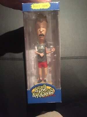 Beavis And Butthead Headknocker Butt-Head NECA 2005 MTV