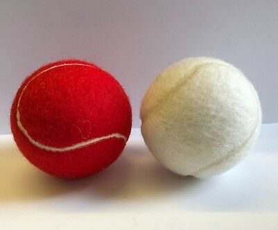 Price's Coloured Tennis Balls: 2 Different Coloured High Quality Tennis Balls