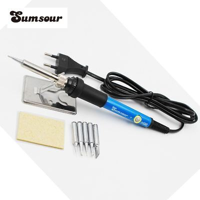 220V 110V 60W Adjustable Temperature Electric Soldering Iron Welding Solder Stat