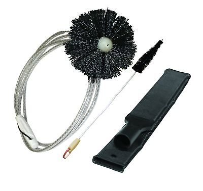 ProClean Dryer Lint Removal Kit 10-Foot Dryer Vent Duct Brush Cleaner Remover