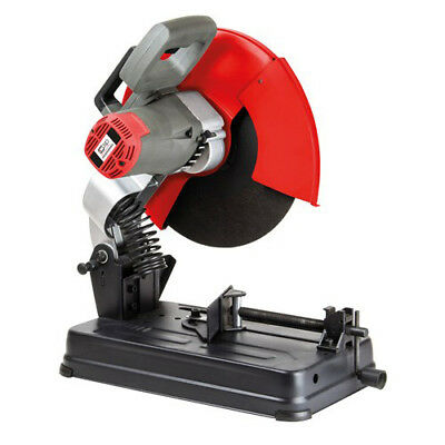 "Sip 14.0"" Abrasive Cut-Off Saw 230V  Sip01308P Cuts All Types Of Ferrous Metals"