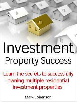 Real Estate Investment * Generate Wealth Owning Multiple Investment Properties