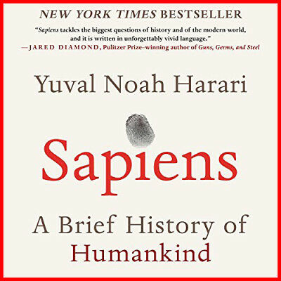 sapiens a brief history of humankind pdf