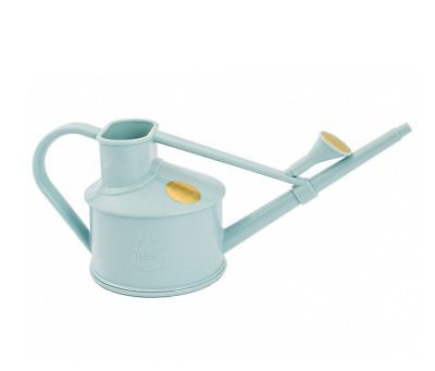 Haws Garden Handy Indoor Plastic Plant Watering Can - 0.7L / 700ml - Duck Egg