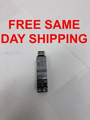 Allen Bradley 595-Ab Ser. C Auxiliary Contact 595Ab Item 741868