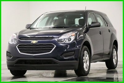 2016 Chevrolet Equinox LS Camera Blue Velvet Metallic SUV For Sale 2016 LS Camera Blue Velvet Metallic SUV For Sale Used 2.4L I4 16V Automatic FWD