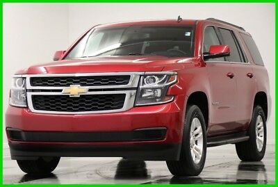 2015 Chevrolet Tahoe LS 4WD Crystal Red Tintcoat SUV For Sale 2015 LS 4WD Crystal Red Tintcoat SUV For Sale Used 5.3L V8 16V Automatic 4WD SUV