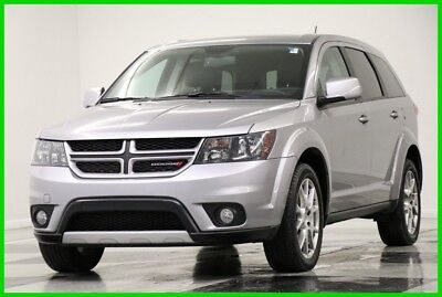 2015 Dodge Journey R/T AWD Heated Leather Navigation Camera Billet Si 2015 R/T AWD Heated Leather Navigation Camera Billet Si Used 3.6L V6 24V AWD SUV
