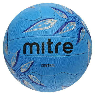 Mitre Control Netball > Blue > Size 4
