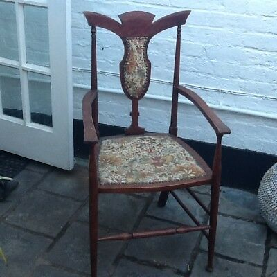 Antique Edwardian Chair